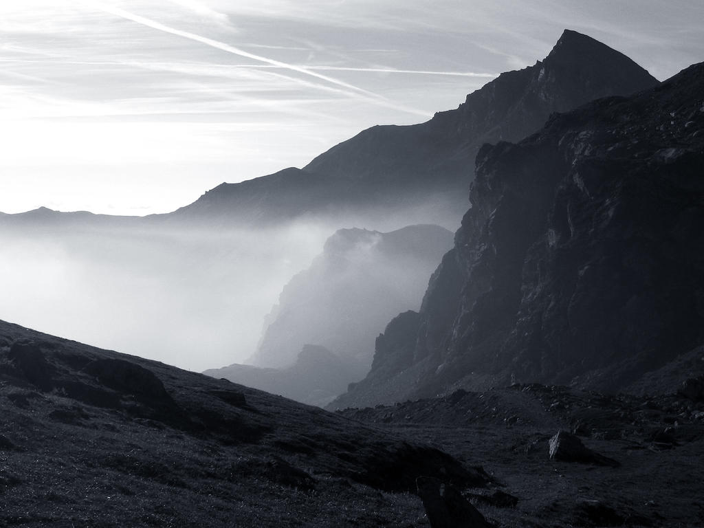 whispering mountains by blackresurrection