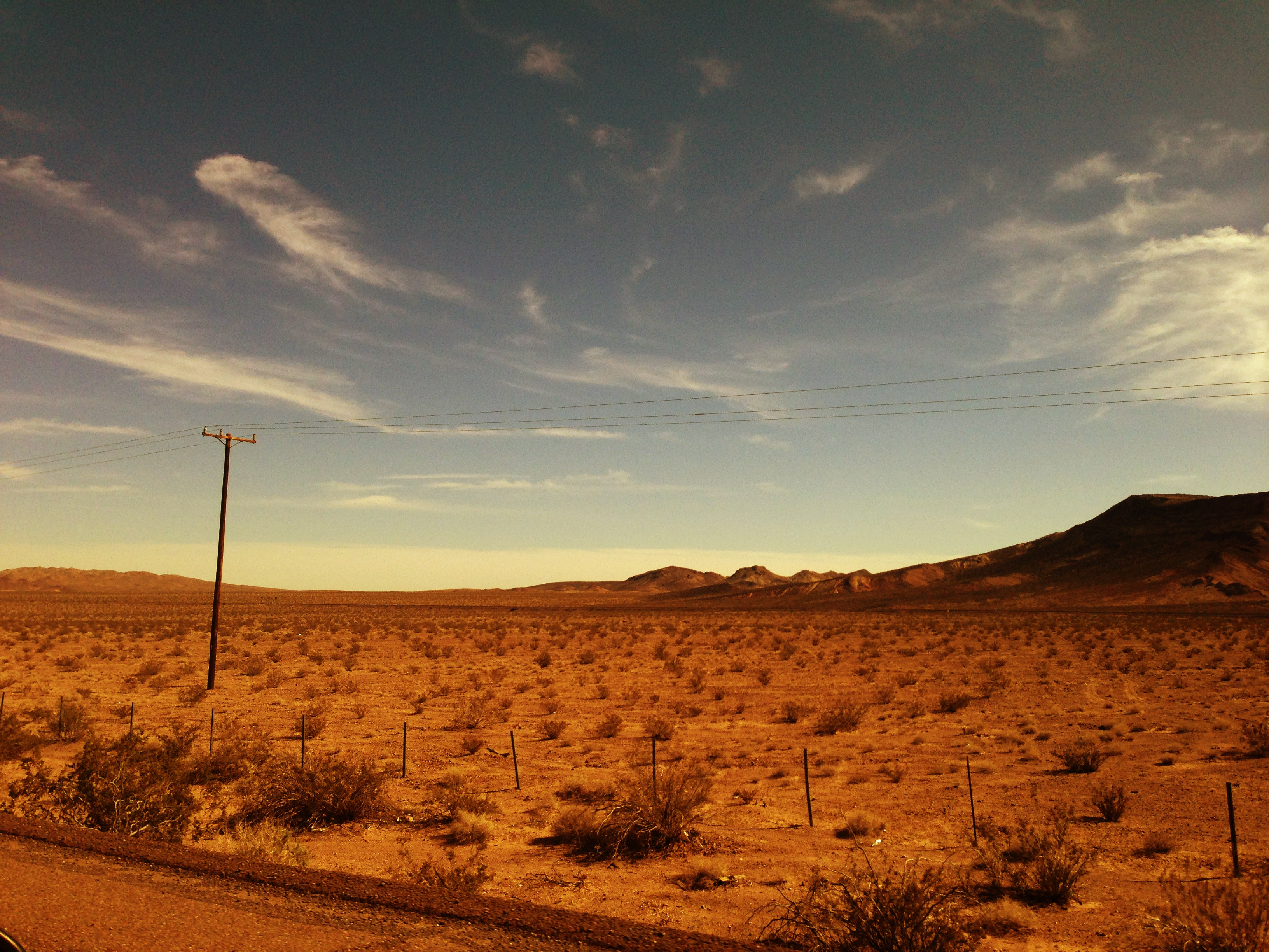 Arizona desert landscape by thegerm84 on deviantart for Desert landscape