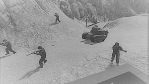An old Raven War photo