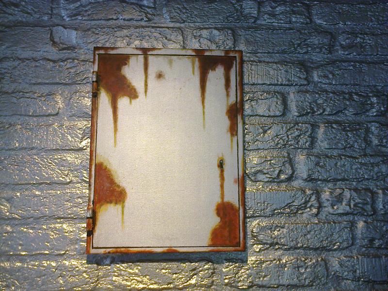 secret door ? by killerscorpio