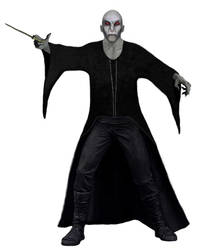 Lord Voldemort (Bald version)