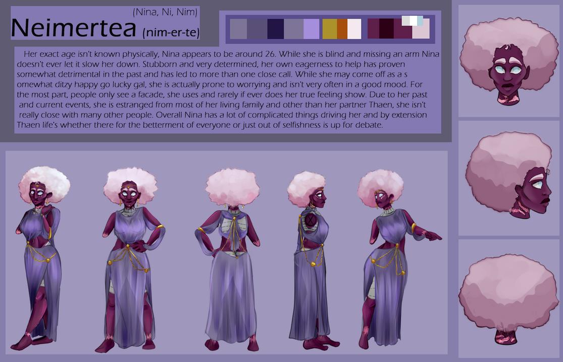 Nina Ref Dress by HystericalRT