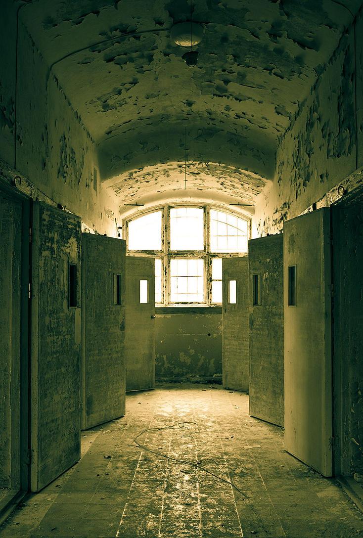 Closed Mental Asylum by mtfoto