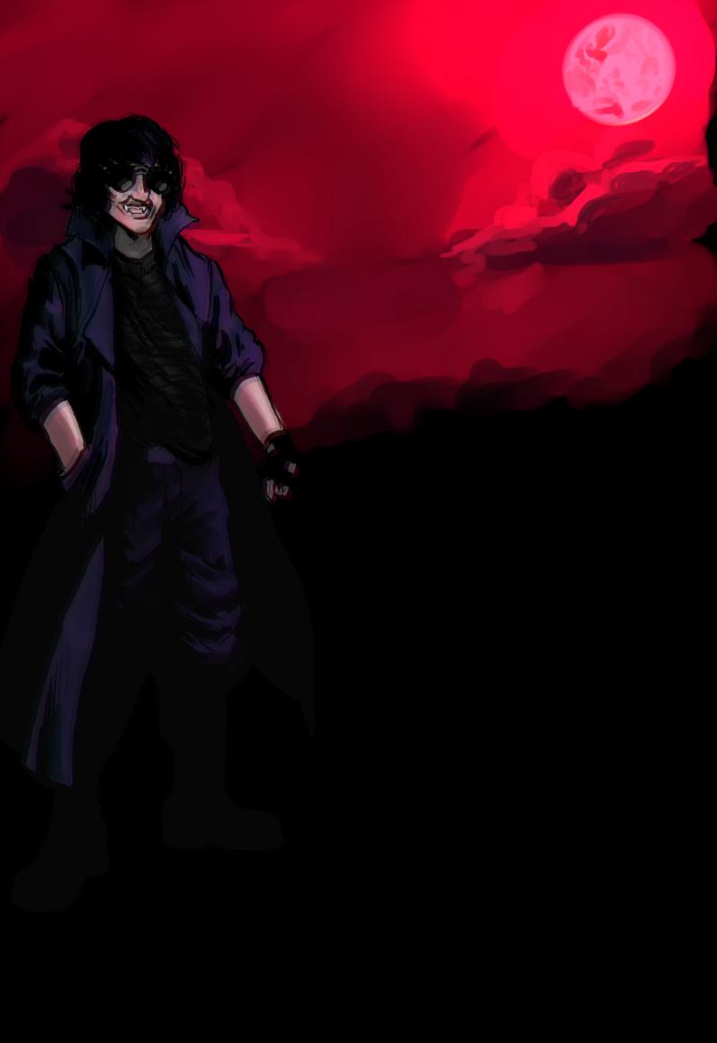 vampire by elosa