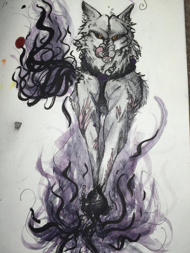 FENRIR by wolfstina