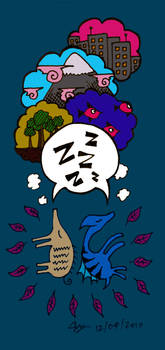 Small Animals Dreaming v2