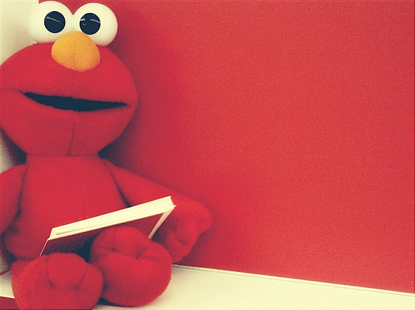 ELMO In Red By Yellowishdays On DeviantArt