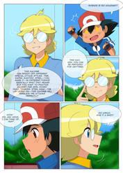 Jenny, I BLEW UP My Sister! (Alternate V.1 Page 9) by Smoke130