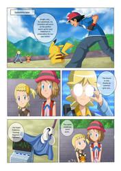 Jenny, I BLEW UP My Sister! (Alternate V.2 Page 9) by Smoke130