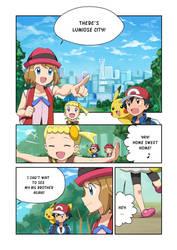 Jenny, I BLEW UP My Sister! (Alternate V.4 Page 2)