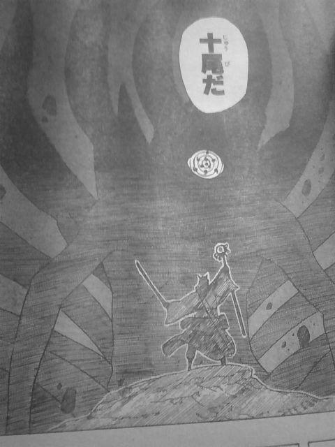 Naruto 467 spoiler pic - Jyubi by Thecmelion