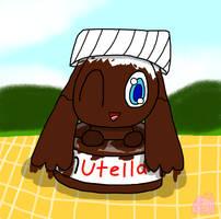 Nutella anyone? by pawniards