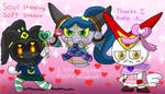 The squad as magical girls by pawniards