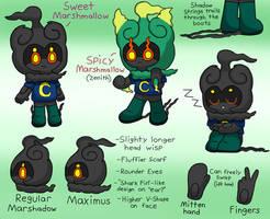 PokeProfile: Maximus the Marshadow by pawniards