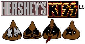 Hershey's Kisses by Elcool