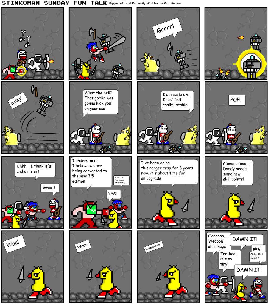 Stinkocomic 4