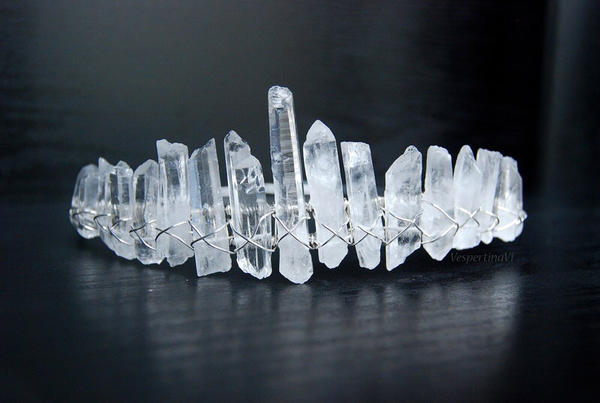 Crystal Diadem by NatashaVi