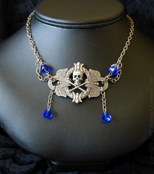 High Seas Necklace by NatashaVi