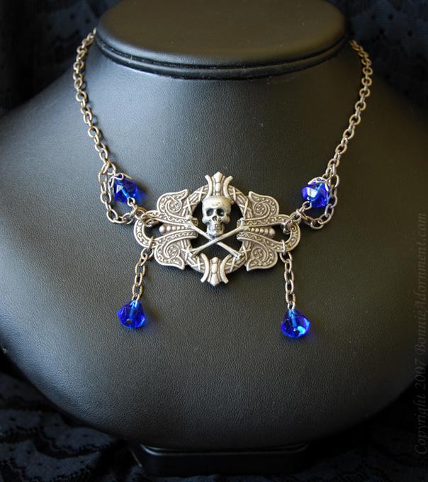High Seas Necklace by NatashaVi