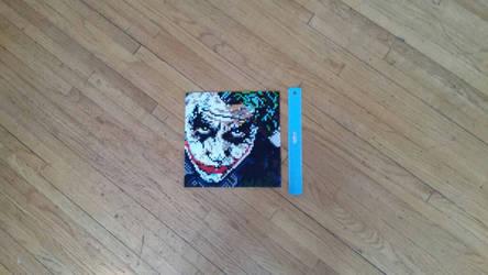 The Joker  by amandasickandtwisted