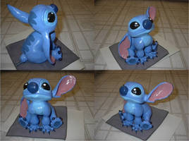 DtD Stitch-Maquette by danthedragon