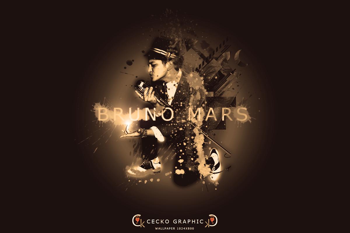 Bruno Mars By CeckoGraphic On DeviantART