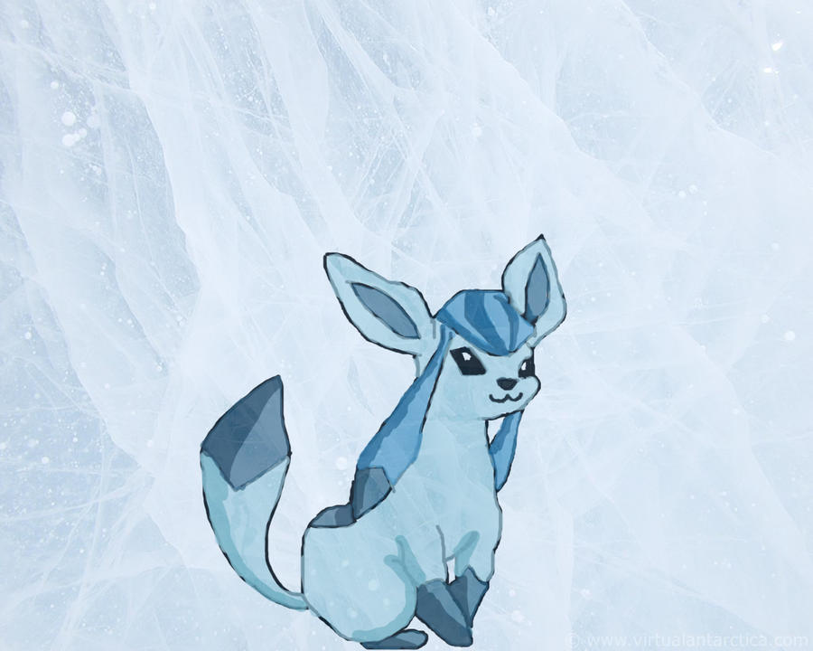 Glaceon by wendy434