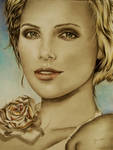 Charlize Theron Rose