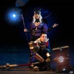 Leblanc Raven Born and Jayce - League of Legends by ilLoGiG