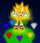 A Super Sonic Birthday
