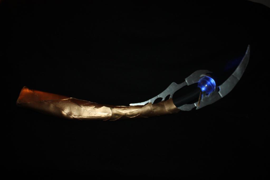 Loki Scepter By Draconicsonic On Deviantart