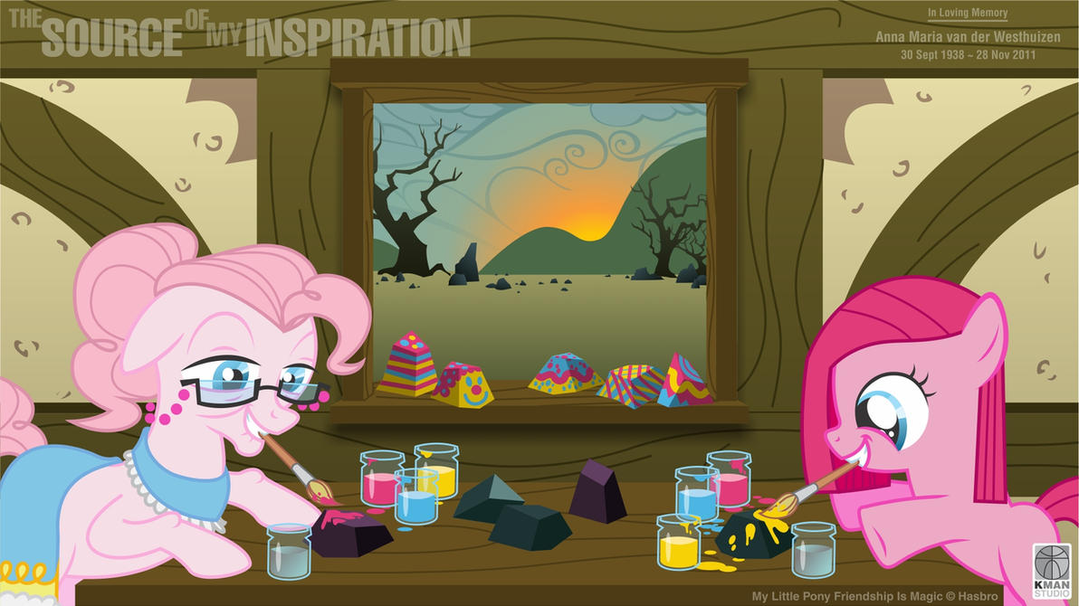 The Source of my Inspiration by Kman-Studio