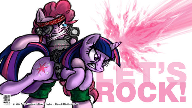 Pinkie's Smartgun