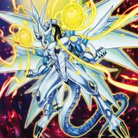 Stardust Sifr Divine Dragon by NewArkantos