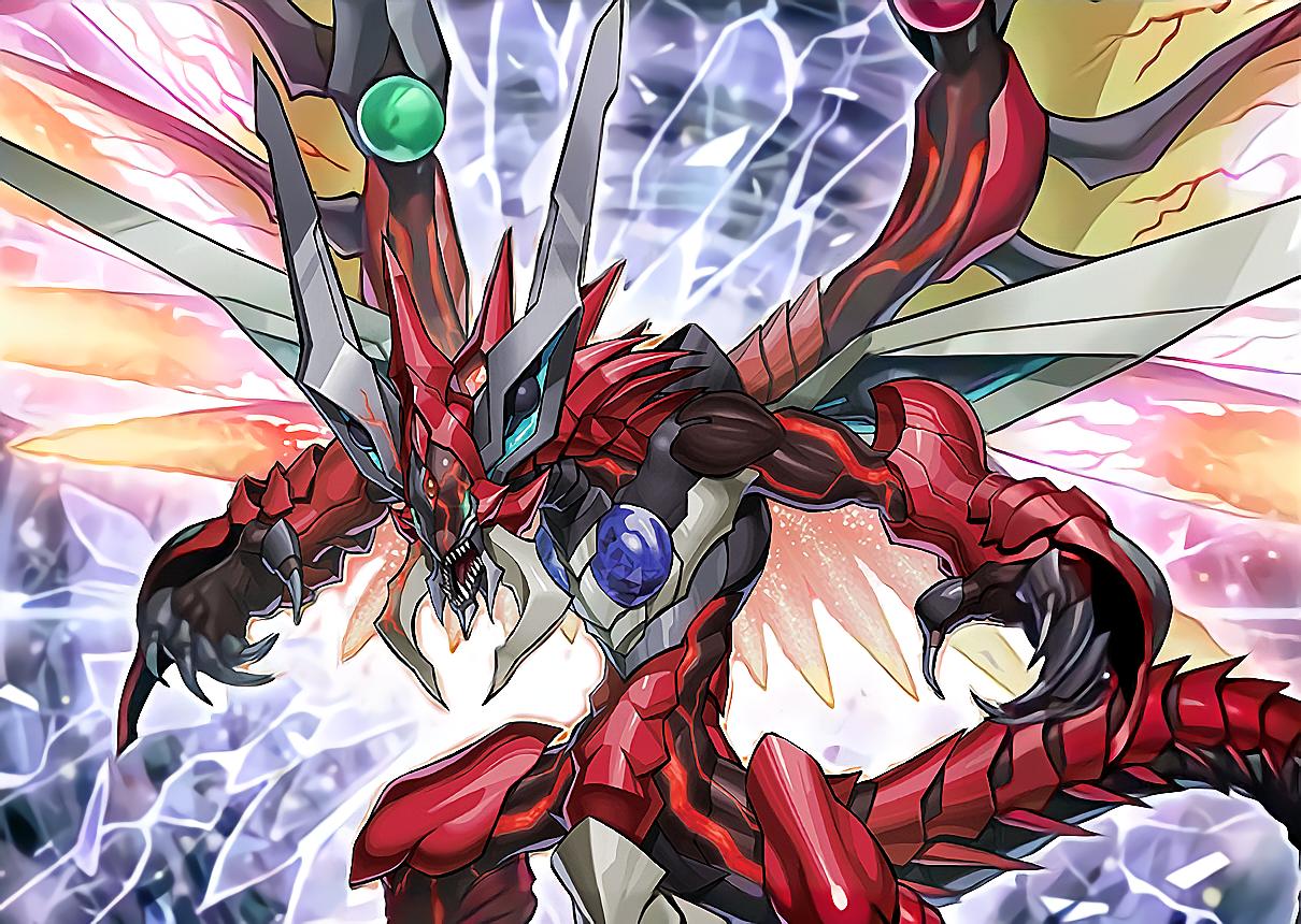 Odd Eyes Raging Dragon