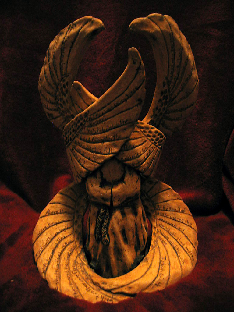 Mythopoeic Rambling: Z is for Zoomorphic Angels