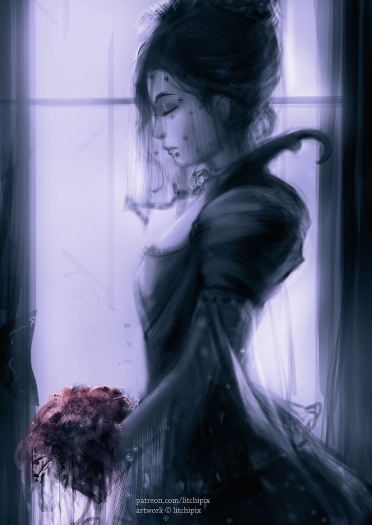 Moody by Litchipix