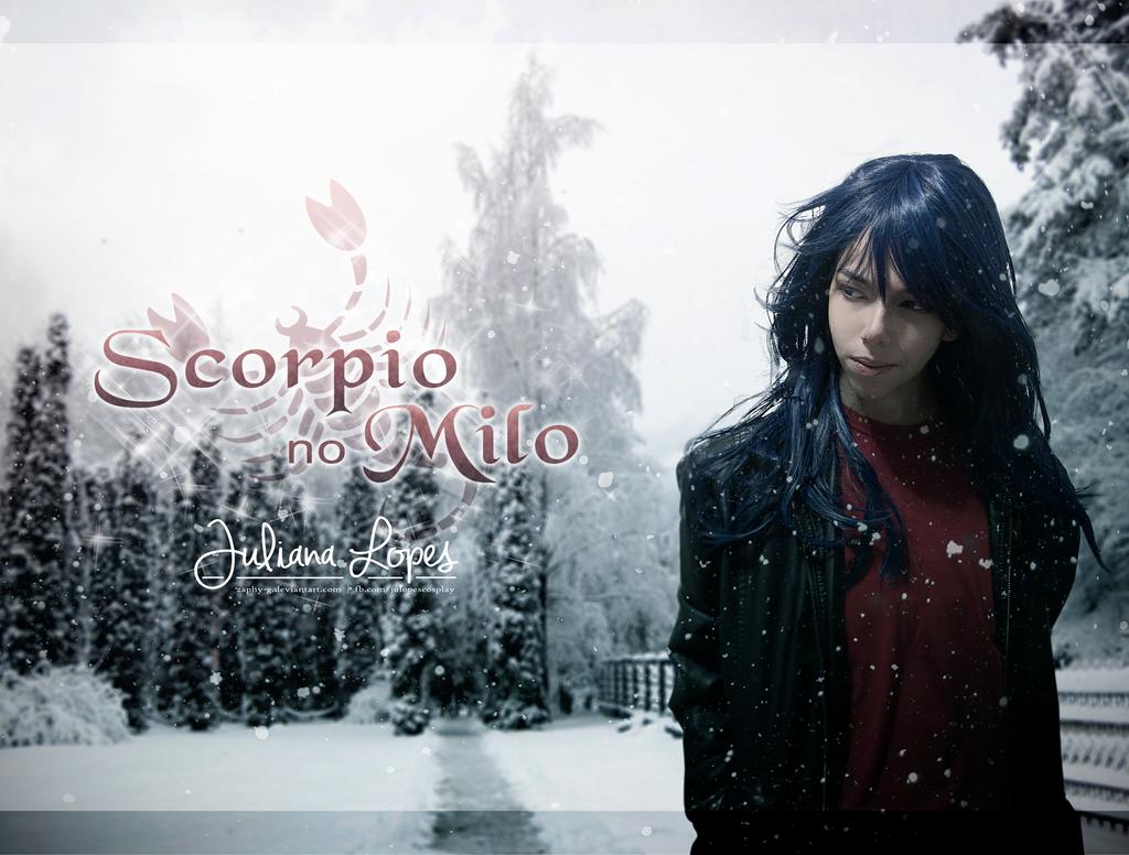 Scorpio Milo - Wallpaper by Zaphy-G