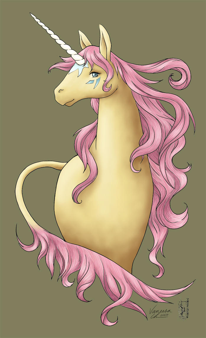 Strawberry Unicorn by ilasu