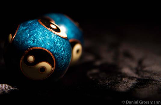 Chinese iron balls!