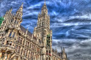 Rathaus 01 by Cruciamentum