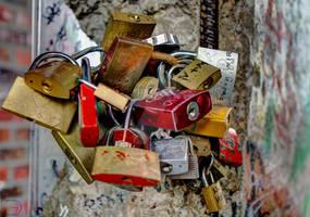 Locked Love in Berlin