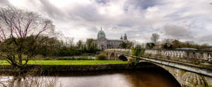 Galway Cathedral by Cruciamentum