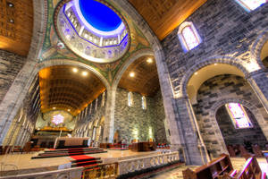 Galway Cathedral interior Pt. 1 by Cruciamentum