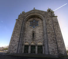 Galway Cathedral Exterior Pt. 1 by Cruciamentum