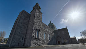 Galway Cathedral Exterior Pt. 2 by Cruciamentum