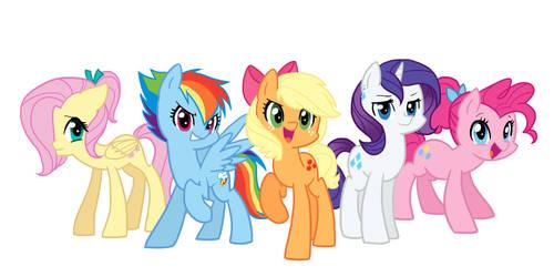 My Teenage Pony by kianamai