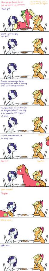 My Teenage Pony: Very Nice