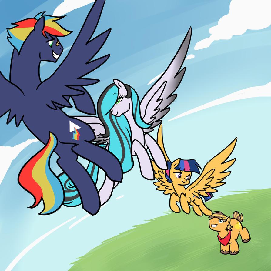 When Hearts Take Flight by kilala97