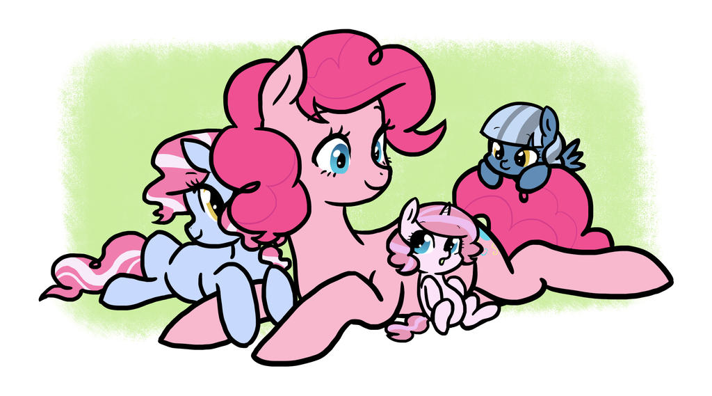 My little pony pinkie pies parents